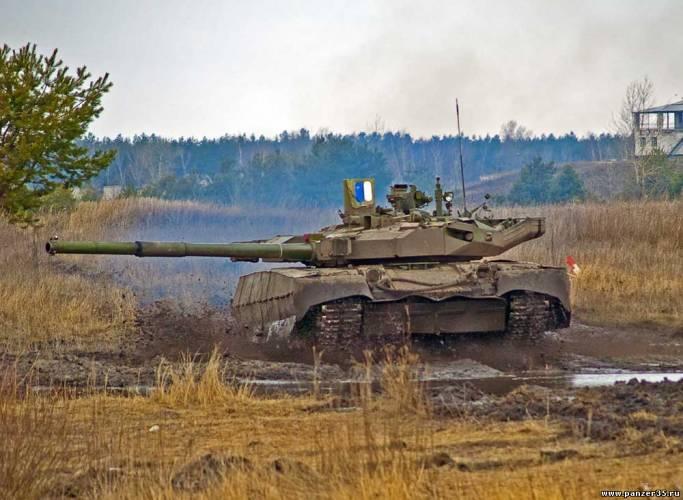 Танк т-90 против бм оплот